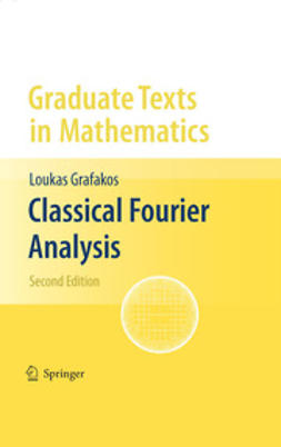- Classical Fourier Analysis, ebook