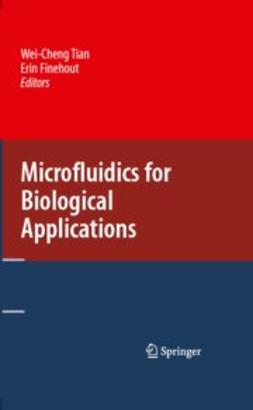 Finehout, Erin - Microfluidics for Biological Applications, ebook