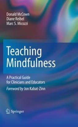McCown, Donald - Teaching Mindfulness, e-kirja