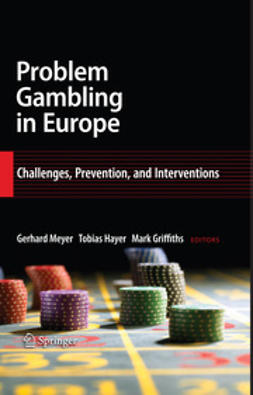 Griffiths, Mark - Problem Gambling in Europe, ebook