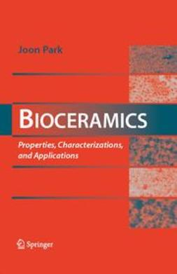 Park, Joon - Bioceramics, ebook
