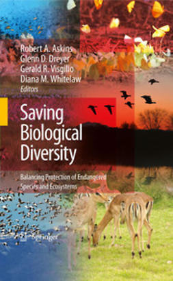Askins, Robert A. - Saving Biological Diversity, ebook
