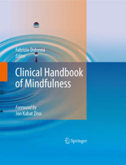 Didonna, Fabrizio - Clinical Handbook of Mindfulness, ebook