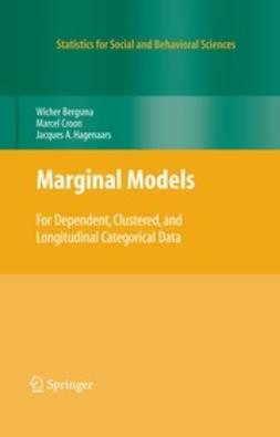 Hagenaars, Jacques A. - Marginal Models, ebook