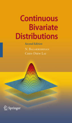 Lai, Chin Diew - Continuous Bivariate Distributions, ebook