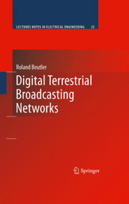 Beutler, Roland - Digital Terrestrial Broadcasting Networks, ebook