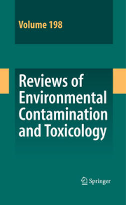 Whitacre, David M. - Reviews of Environmental Contamination and Toxicology Volume 198, e-kirja