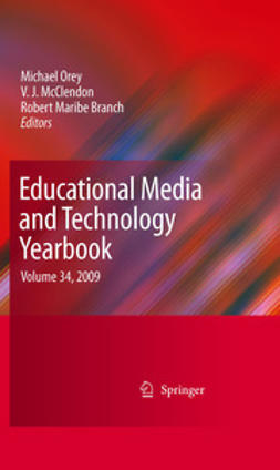 Orey, Michael - Educational Media and Technology Yearbook, e-bok