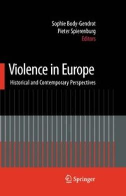 Body-Gendrot, Sophie - Violence in Europe, e-bok
