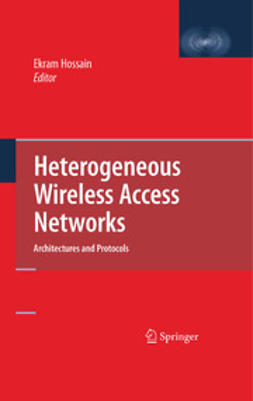 - Heterogeneous Wireless Access Networks, ebook