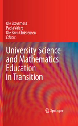 Christensen, Ole Ravn - University Science and Mathematics Education in Transition, ebook