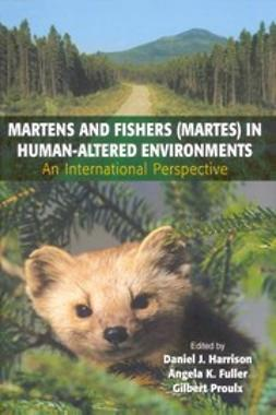 Fuller, Angela K. - Martens and Fishers (Martes) in Human-Altered Environments, ebook