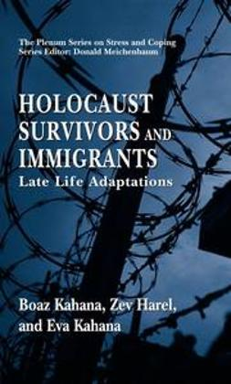 Harel, Zev - Holocaust Survivors and Immigrants, ebook