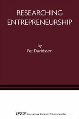 Davidsson, Per - Researching Entrepreneurship, ebook