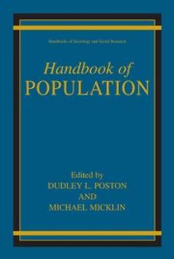 Micklin, Michael - Handbook of Population, ebook