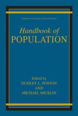 Micklin, Michael - Handbook of Population, e-kirja