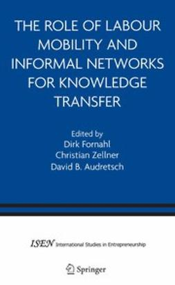 Audretsch, David B. - The Role of Labour Mobility and Informal Networks for Knowledge Transfer, ebook