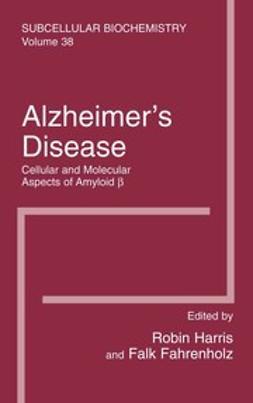 Fahrenholz, Falk - Alzheimer's Disease, ebook