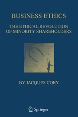 Cory, Jacques - Business Ethics, ebook