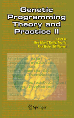 O'Reilly, Una-May - Genetic Programming Theory and Practice II, e-bok