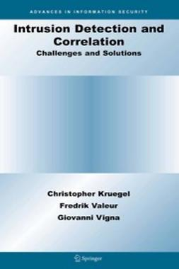 Kruegel, Christopher - Intrusion Detection and Correlation, ebook