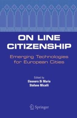 Maria, Eleonora - On Line Citizenship, ebook