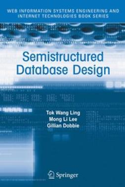 Dobbie, Gillian - Semistructured Database Design, e-bok