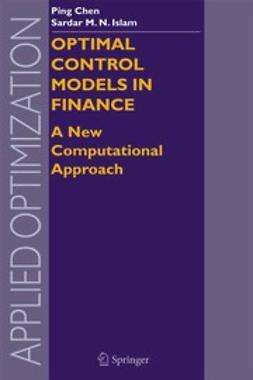 Chen, Ping - Optimal Control Models in Finance, e-bok