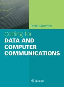 Salomon, David - Coding for Data and Computer Communications, e-bok