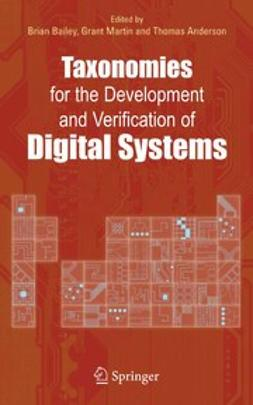 Anderson, Thomas - Taxonomies for the Development and Verification of Digital Systems, ebook