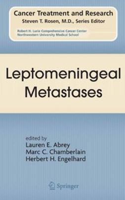 Abrey, Lauren E. - Leptomeningeal Metastases, ebook