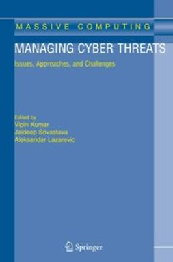Kumar, Vipin - Managing Cyber Threats, e-kirja