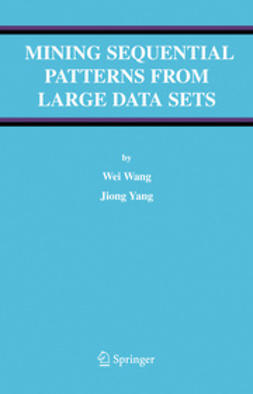 Wang, Wei - Mining Sequential Patterns from Large Data Sets, e-bok