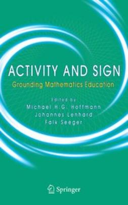 Hoffmann, Michael H.G. - Activity and Sign, ebook