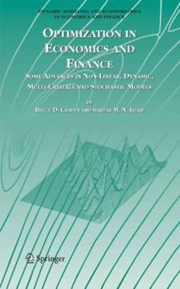 Craven, Bruce D. - Optimization in Economics and Finance, ebook