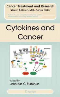 Platanias, Leonidas C. - Cytokines and Cancer, ebook