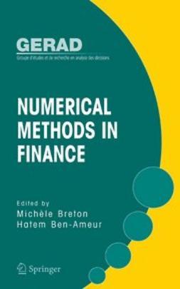 Ben-Ameur, Hatem - Numerical Methods in Finance, ebook