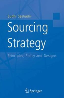Seshadri, Sudhi - Sourcing Strategy, ebook