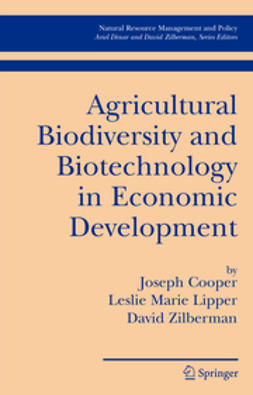 Cooper, Joseph - Agricultural Biodiversity and Biotechnology in Economic Development, ebook