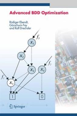 Drechsler, Rolf - Advanced BDD Optimization, e-bok