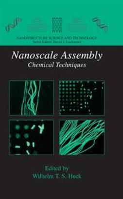 Huck, Wilhelm T. S. - Nanoscale Assembly, ebook