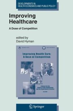 Hyman, David - Improving Healthcare, ebook