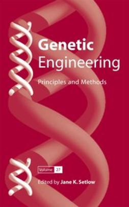 Setlow, Jane K. - Genetic Engineering, ebook