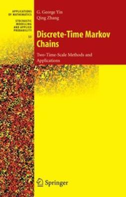 Yin, G. George - Discrete-Time Markov Chains, ebook