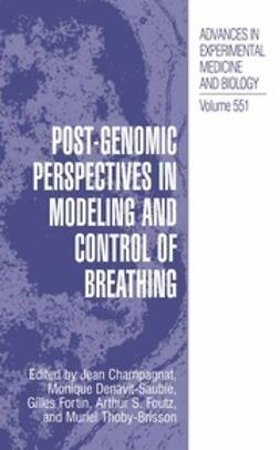 Champagnat, Jean - Post-Genomic Perspectives in Modeling and Control of Breathing, e-bok