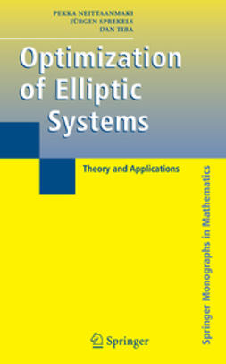 Neittaanmaki, Pekka - Optimization of Elliptic Systems, ebook