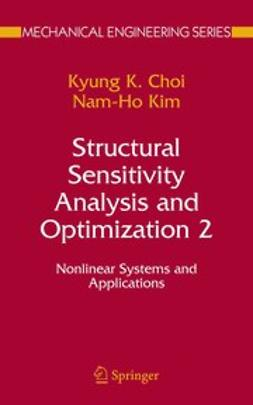 Choi, Kyung K. - Structural Sensitivity Analysis and Optimization 2, ebook