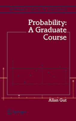 Gut, Allan - Probability: A Graduate Course, ebook