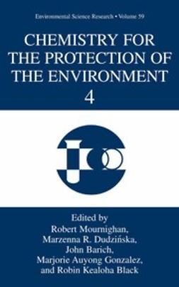 Barich, John - Chemistry for the Protection of the Environment 4, ebook