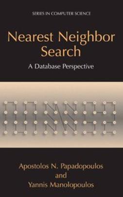 Manolopoulos, Yannis - Nearest Neighbor Search, e-bok